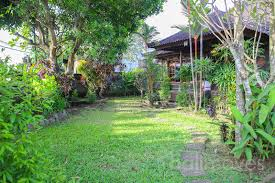 traditional house with big garden for rent sanur u0027s local agent