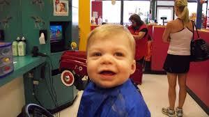 cool cuts 4 kids baby j u0027s first haircut saving with shellie