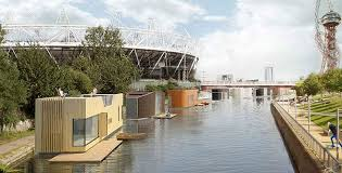 7 500 affordable floating homes could help fight london u0027s