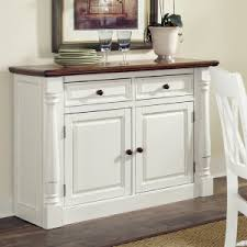 White Buffet Hutch Sideboards And Buffets On Hayneedle Sideboard Buffet Tables