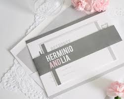 modern wedding invitations vertabox