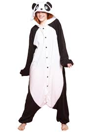 Pajama Halloween Costume Ideas Panda Pajama Costume Halloween Costume Ideas 2016