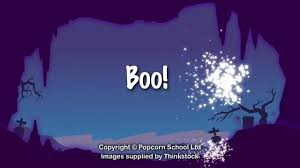 boo halloween song for kids and children new karaoke songs