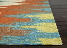 Orange Area Rug 5x8 Navy Blue Area Rugs Colored Wonderful Transitional Living Room
