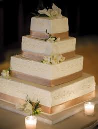 square wedding cakes square wedding cake pictures wedding corners