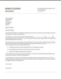 resume cover letter examples for senior management best resumes