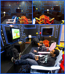 677 best gaming and video game rooms images on pinterest video