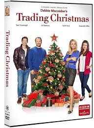 amazon com trading christmas tom cavanagh faith ford gil