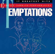 the temptations compact command performances 17 greatest hits