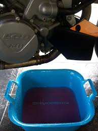 ktm superduke coolant flush and change zzr 1400 touring