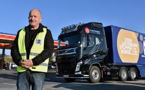 volvo lastebil dette mener scania sjåføren om nye volvo fh 540 lastebil no