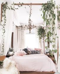 small space decor tips from this gorgeous boho apartment domino