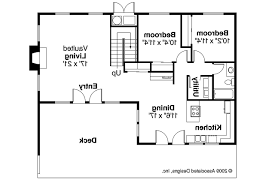 Design Floor Plans A Frame House Plans Cascade 10 034 Associated Designs