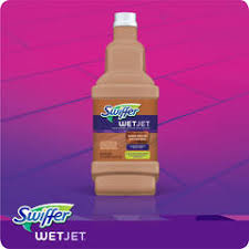 swiffer wetjet wood floor cleaner solution refill walgreens