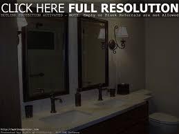 Overhead Bathroom Lighting Adorable 20 Bathroom Lighting Sconces Or Overhead Design