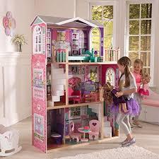 Big Barbie Dollhouse Tour Youtube by Amazon Com Kidkraft Elegant 18