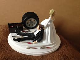 mechanic wedding cake topper cake topper wedding day groom auto mechanic