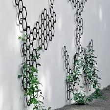 Garden Wall Paint Ideas Diy Garden Fence Wall Ideas