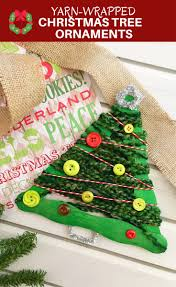 christmas tree ornaments crafts 50 homemade christmas ornaments