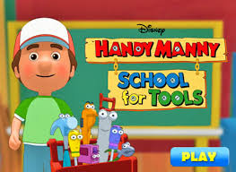 disney junior handy manny icon
