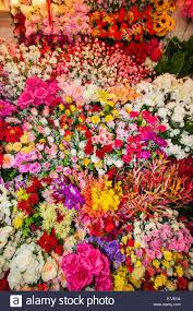 Flower Shops by Asia Thailand Chiang Mai Warorot Market Market Markets Shops
