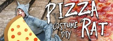 Halloween Rat Costume Diy Pizza Rat Halloween Costume Halloween Costumes Blog
