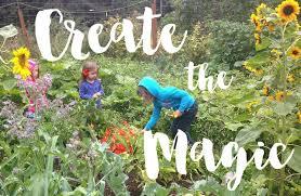 creating a magical children u0027s garden