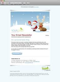 christmas newsletter toddle stuff u2013 marketing is easy when you