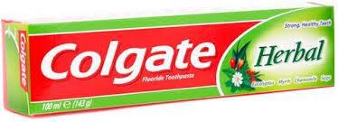 Pasta Gigi Colgate 2011 year in blogging ari dharmayanti