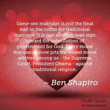 wedding quotes road same marriage is not the nail in the coffin for