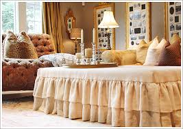 train table with cover linen ottoman slipcover to cover our family room coffee table