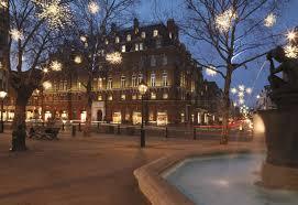 duke of york square christmas lights images knightsbridge london
