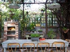courtyard designs and outdoor living spaces outdoor living spaces ideas for outdoor rooms hgtv