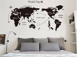 jm7225 diy my world 60 90 creative creative wall wallpaper paste see larger image