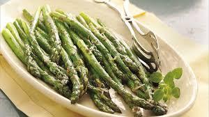 roasted parmesan asparagus recipe bettycrocker