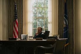 what were the monks on u0027house of cards u0027 doing in the white house