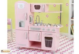 cuisine kidkraft vintage cuisine en bois pour enfants vintage 90 cm kidkraft