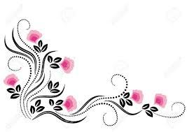 decorative flowers design ultra