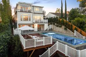 helena of brentwood custom home structure homes los angeles