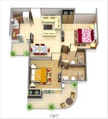 interior 2 bedroom apartment layout modern master bedroom