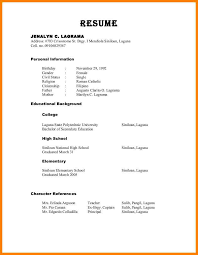 4 resume references appeal leter