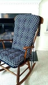 rocking chair with cushions chair pads cushions rocking chair