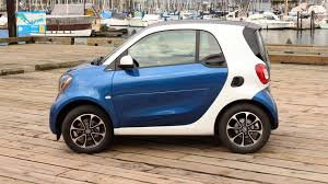 stanced smart car 2016 smart fortwo first drive review