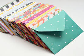 assorted mini cards blank cards gift card envelopes