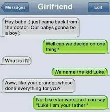 Funny Texts Memes - star wars country strong pinterest star funny texts and texts