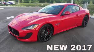 2016 maserati granturismo red overview 2017 maserati gran turismo sport start up u0026 exhaust