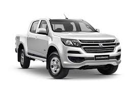 2017 holden colorado ls 4x4 2 8l 4cyl diesel turbocharged