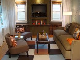 Design Ideas For Small Living Room Plain Modern Living Room With Fireplace And Tv Ideas For Small