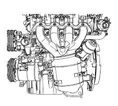 chevrolet sonic repair manual engine oil cooler housing
