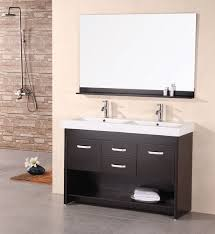 adorna 48 inch bathroom vanity set rich espresso finish